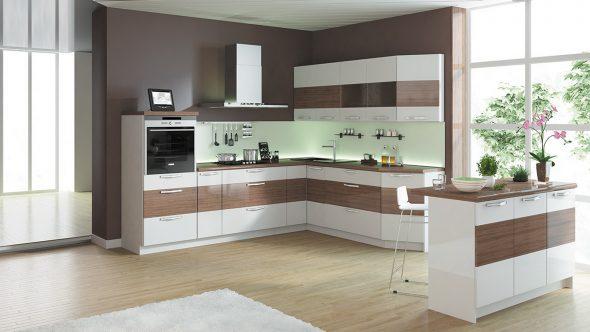 готовый кухонный гарнитур