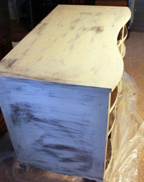 грунтовка стола