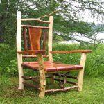 интересное садовое кресло