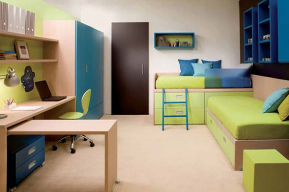 комната для мальчиков подростков