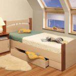 красивая кроватка