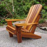 кресло из натурального дерева