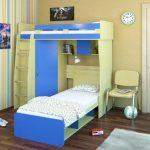кровать-чердак для ребенка фото