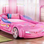 кровать машина барби