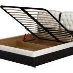 кровать подъемная с нижним ящиком