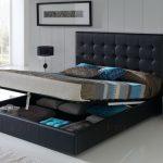 кровать из экокожи