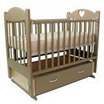 кроватка маятник для малыша