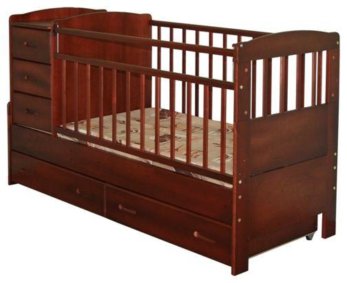 кроватку-трансформер Вела