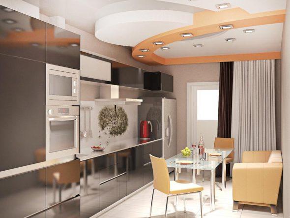 кухня 10 м