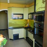 кухня 6 квадратных метров фото