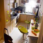 кухня 6 квадратных метров дизайн