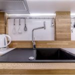 кухонная мойка из камня