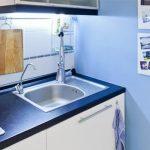 кухонная мойка маленькая