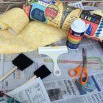 материалы и инструменты для декупажа