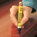 мебельный карандаш восковой