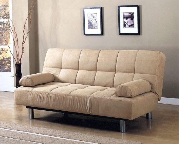 замшевая обивка дивана