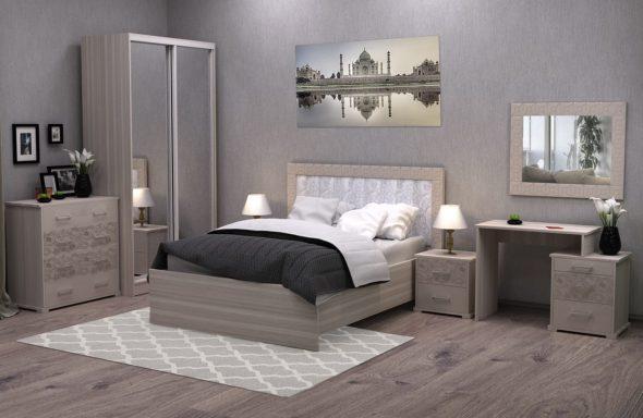 ребекка спальня