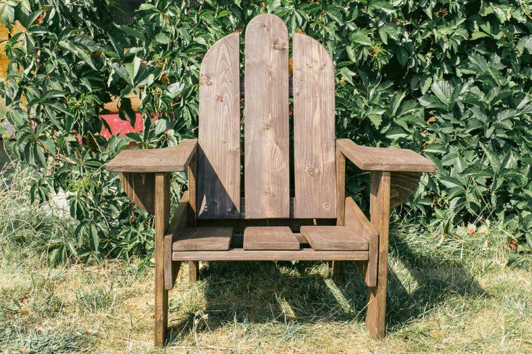 Деревянные стул кресло своими руками 83