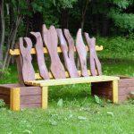 садовое кресло скамья