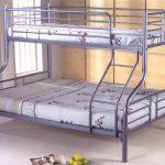 сборка двухъярусной кровати