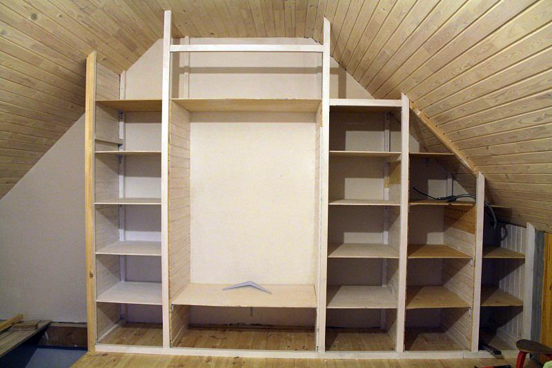 Сделать угловой шкаф в коридоре своими руками 444