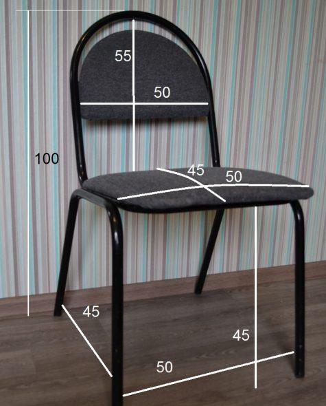 снимать мерки для чехлов на стулья