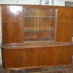 советский шкаф до ремонта