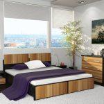 спальня рамона кровать