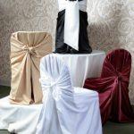 свадебные чехлы