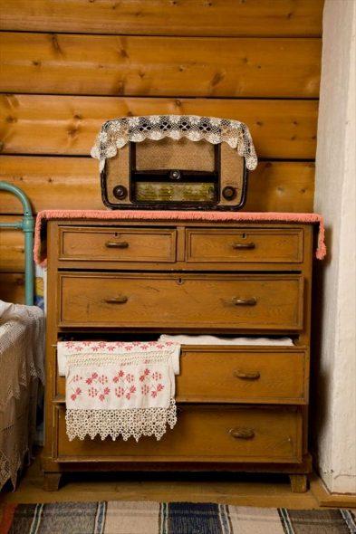 убрать запах старой мебели
