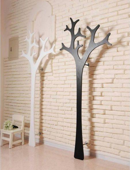 вешалки в виде дерева