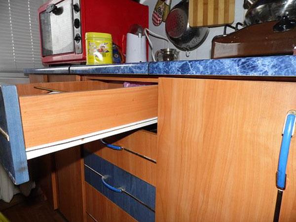 Как сделать кухонную мебель самому
