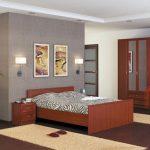 юлианна кровать дуб