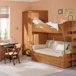 запах деревянной мебели