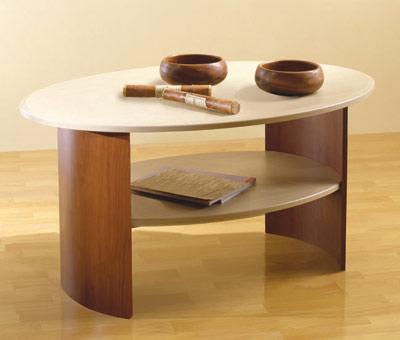 журнальный столик из ламинированной ДСП