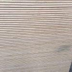 Белый меламином МДФ с покрытием ламинированной фанеры для мебели