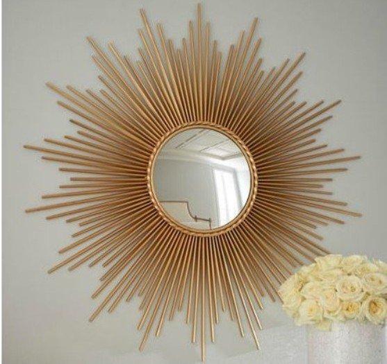 Декор зеркал
