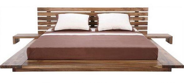 Деревянные кровати Emperor