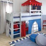 Детская комната для мальчика в стиле