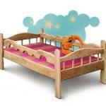 Детская кровать Зюзюн