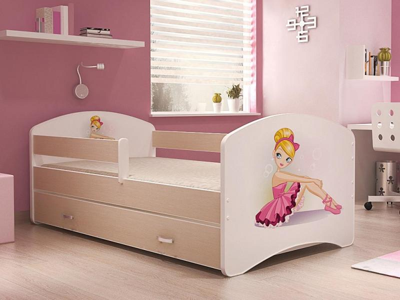 Детская кровать для девочки фото