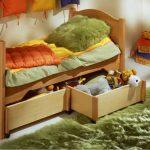 Детская кровать от 3 лет фото