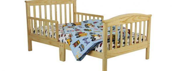 Детская кровать с бортами
