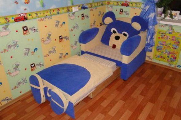 кресло кровать дельфин