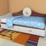 Детский диван-кровать Феи в облаках Вальтер