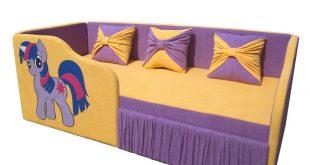 Диван-кровать детский М-Стиль Рио