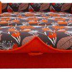 Диван - кровать с ящиками для белья