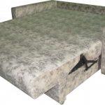 Диван-кровать с механизмом аккордеон фото