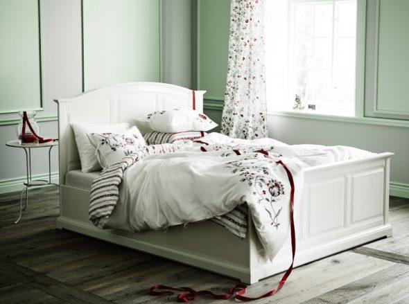 Двуспальная кровать Биркеланд