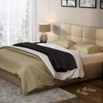 Двуспальная кровать Мебель-Сервис Милея